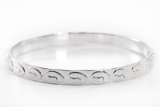 Lobster Claw Bangle